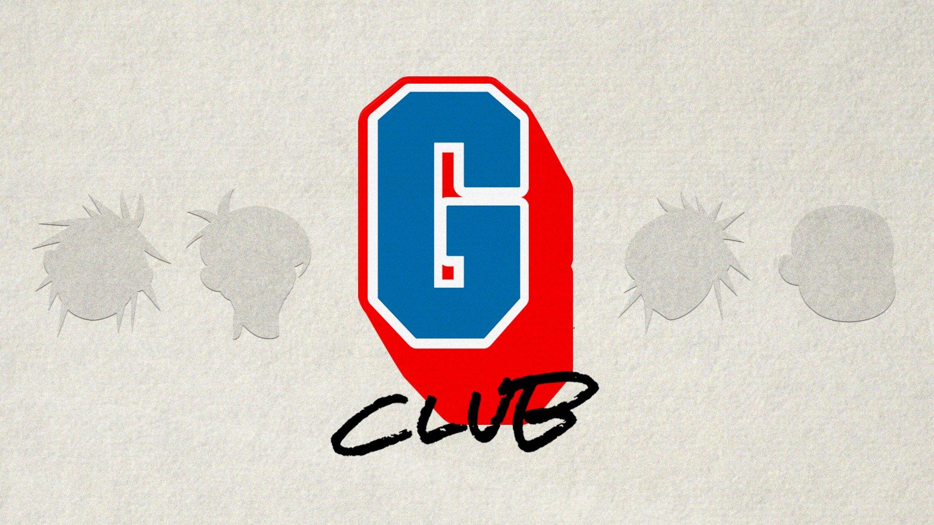 G Club Banner